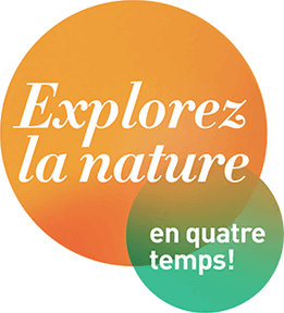 Explorez la nature en quatre temps!